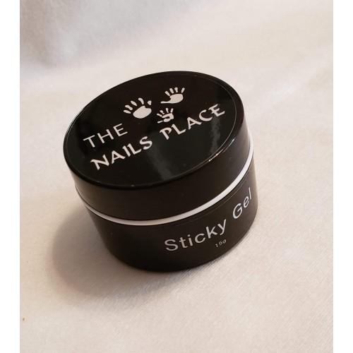 Sticky gel